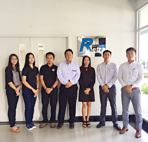We support Manufacturing Services in Thailand. Retra Engineering Thailand